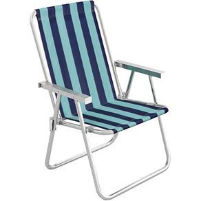 Cadeira Alta Conforto Aluminio Mor Sortida