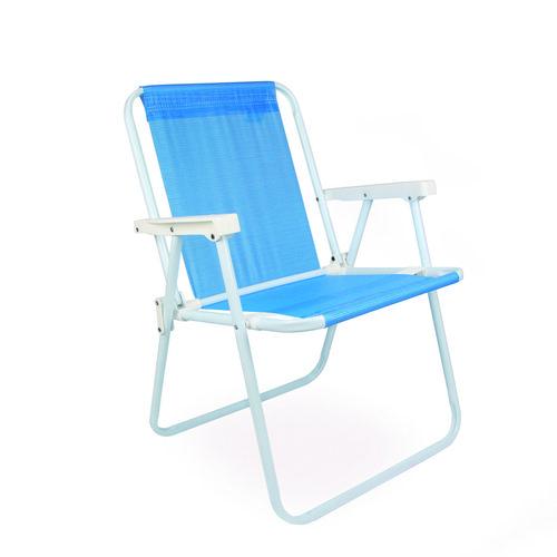 Cadeira Alta de Praia Azul - Mor 002283