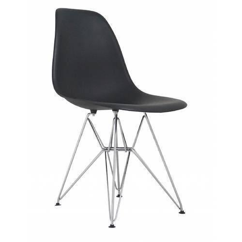 Tudo sobre 'Cadeira Charles Eames Elffel DKR Woos- Base de Madeira'
