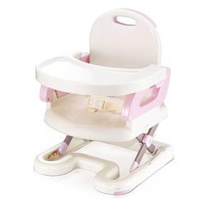 Tudo sobre 'Cadeira de Alimentação Rosa com Base para Suspensão Mastela'