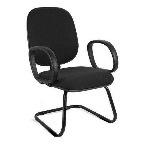 Tudo sobre 'Cadeira de Escritório Clio Diretor Fixa Preto'
