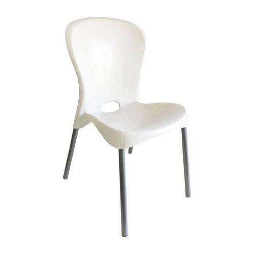 Tudo sobre 'Cadeira de Plástico Montes Claros Branca'
