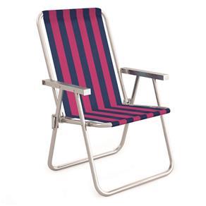 Cadeira de Praia Alto Conforto 2136 Cores Sortidas Mor