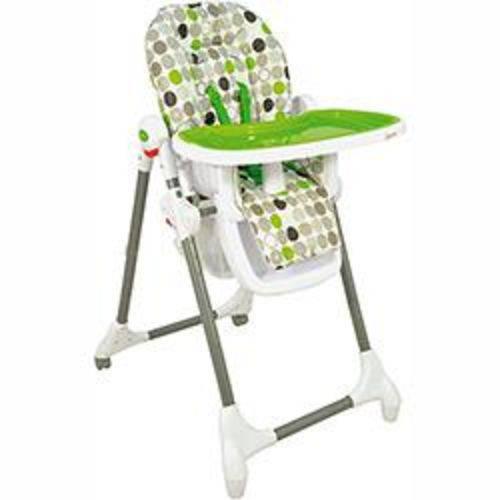 Tudo sobre 'Cadeira de Refeição Snack Verde - Kiddo'