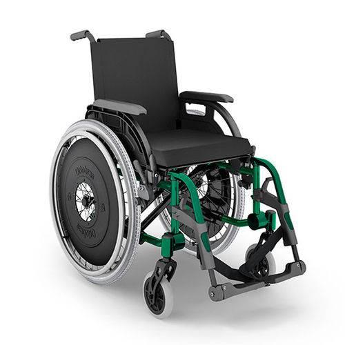 Tudo sobre 'Cadeira de Rodas K3 Largura 44 Cm Preta Ortobras'