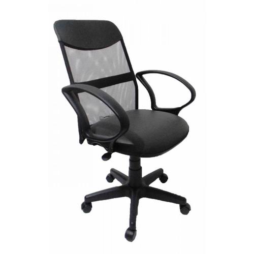 Tudo sobre 'Cadeira Diretor Soft Tela Preta'
