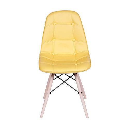 Tudo sobre 'Cadeira Eames Eiffel Botonê Or-1110 - Amarelo - Tommy Design'
