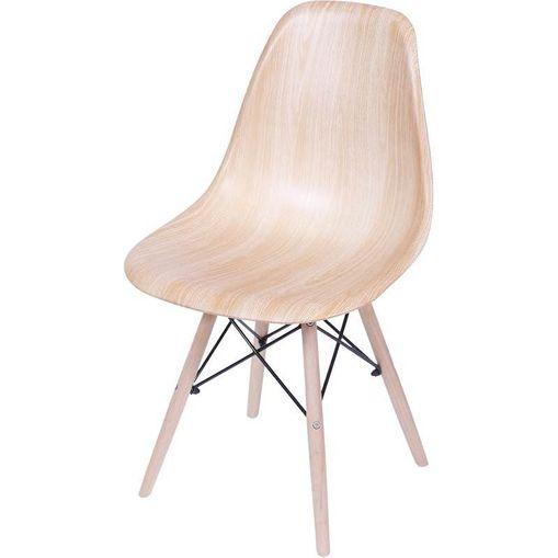 Tudo sobre 'Cadeira Eames Wood Madeira Or Design'