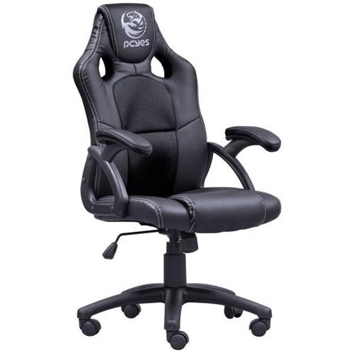Cadeira Gamer Mad Racer V6 Preta - Madv6pt - Pcyes