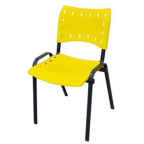 Tudo sobre 'Cadeira Isomix Preto e Amarelo'