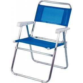 Cadeira Master Alumínio Plush