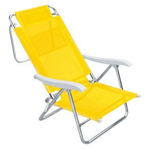 Cadeira Mor Sol de Verão 2106 - Amarela