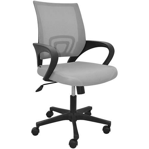 Tudo sobre 'Cadeira Office Santiago Cinza - Rivatti'