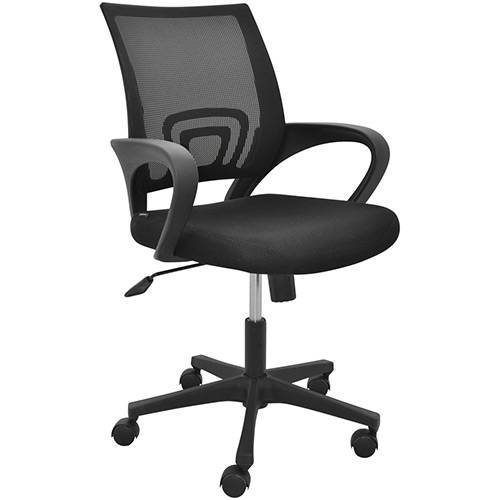 Tudo sobre 'Cadeira Office Santiago Preto - Rivatti'