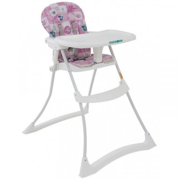Tudo sobre 'Cadeira para Alimentação Bon Appetit Xl Peixinho Rosa - Burigotto'