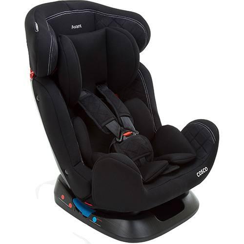 Tudo sobre 'Cadeira para Auto Avant Cinza e Preto Até 25Kg - Cosco'