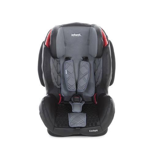 Tudo sobre 'Cadeira para Auto Cockpit Grafito 9 a 36 Kg - Infanti'
