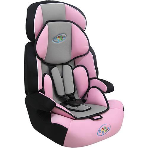 Tudo sobre 'Cadeira para Auto Cometa Rosa 9 a 36kg - Baby Style'