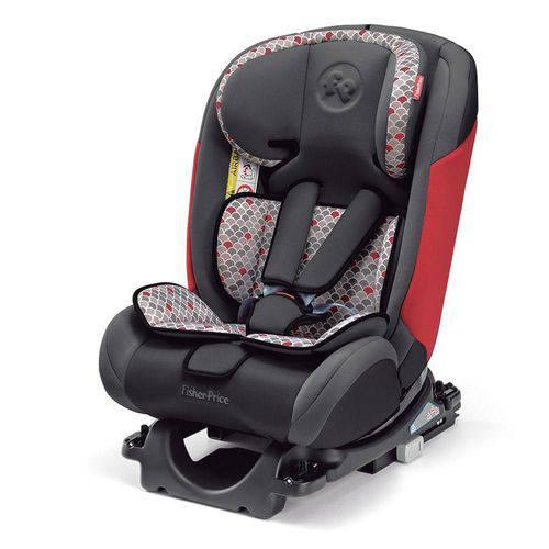 Tudo sobre 'Cadeira para Auto de 0 a 36 Kg - All-stages Fix - Vermelho - Fisher Price'