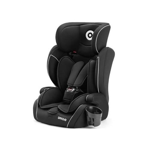 Cadeira para Auto My Ride 9Kg a 36Kg Preta Weego 4003
