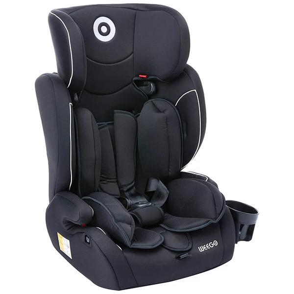 Cadeira para Auto Preto Weego 9-36 Kg - 4003