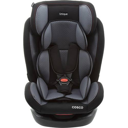 Tudo sobre 'Cadeira para Auto Unique Cinza 0 a 36kg Sport - Cosco'