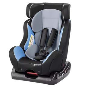 Cadeira para Automóvel Weego Size4 - 0 Até 25kg - Azul