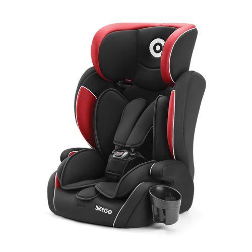 Cadeira Pra Auto Vermelho 9-36 Kg Weego - 4005 4005
