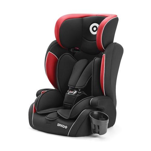 Cadeira Pra Auto Vermelho Weego - 4005 4005