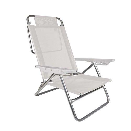 Cadeira Reclinável Summer Branca