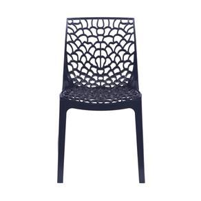 Cadeira Sem Braços Gruvyer - PRETO