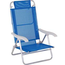 Tudo sobre 'Cadeira Sol de Verão - Mor Azul'