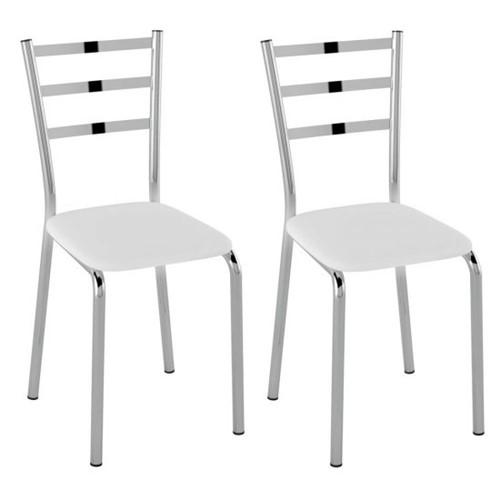 Cadeira 2 Unidades PC14 - Pozza | Elare