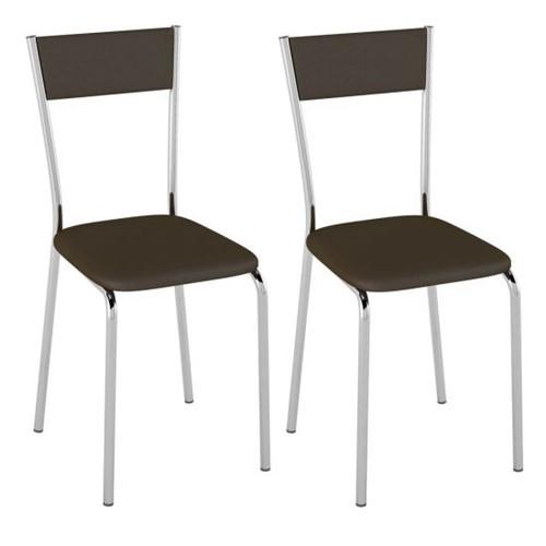 Cadeira 2 Unidades PC15 - Pozza | Elare