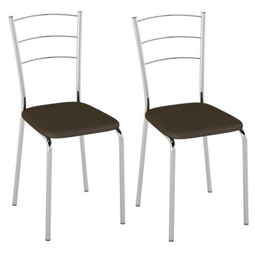 Cadeira 2 Unidades PC16 - Pozza | Elare