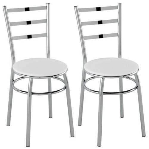 Cadeira 2 Unidades PC17 - Pozza | Elare