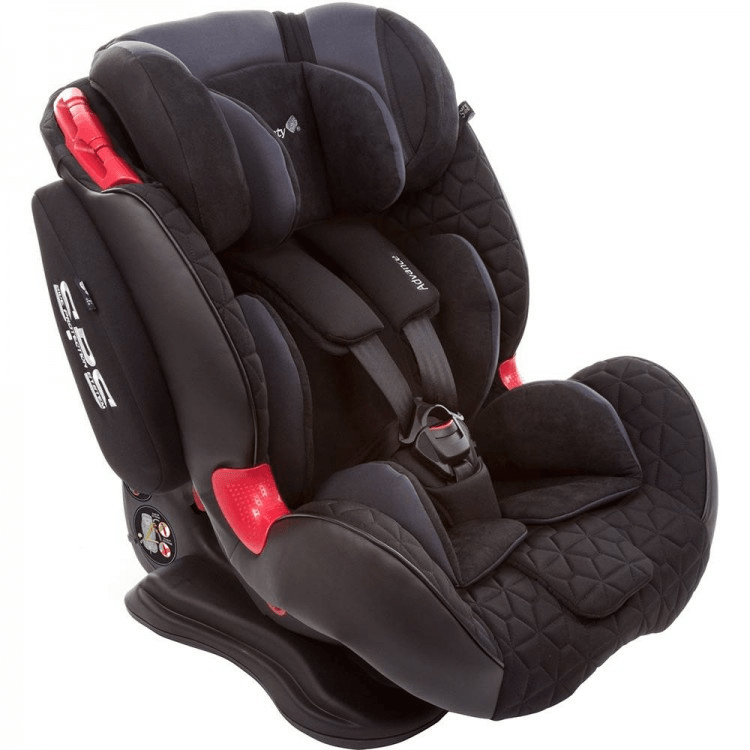 Cadeirinha Advance Safety 1st Black Stone
