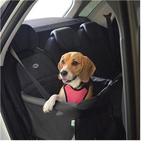 Tudo sobre 'Cadeirinha Assento Carro Transpet BIG 15kg Cães Preto'