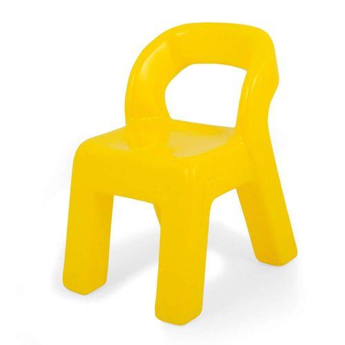 Cadeirinha Baby Amarelo Xalingo Brinquedos Amarelo