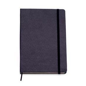 Tudo sobre 'Caderneta Clássica 9x13 - Preta Sem Pauta'