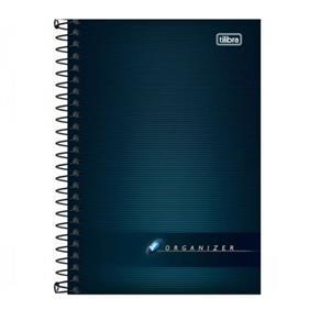 Tudo sobre 'Caderneta Flexível Tilibra Organizer 96 Folhas'