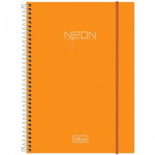 Tudo sobre 'Caderno Espiral Neon 1 Matéria Tilibra'