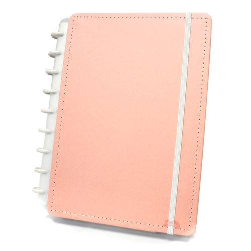 Tudo sobre 'Caderno Médio Tons Pastéis Rosa com 80 Folhas Caderno Inteligente'