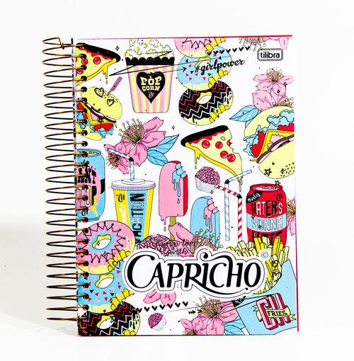 Tudo sobre 'Caderno Universitário 20 Matérias - Capricho'