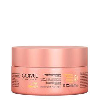 Tudo sobre 'Cadiveu Hair Remedy - Máscara Capilar 200ml'