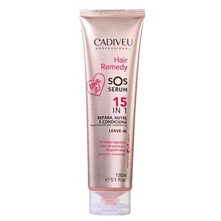 Cadiveu Hair Remedy SOS Serum 15 em 1 - Leave-In 150ml