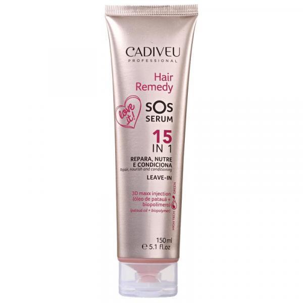 Cadiveu Hair Remedy SOS Serum 15 IN 1 Leave-in 150ml
