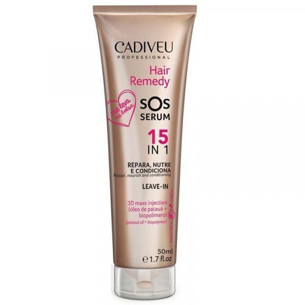Cadiveu Hair Remedy SOS Serum Leave-In 50ml
