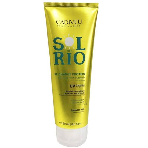 Cadiveu Sol do Rio Re-charge Protein Leave-in 250ml