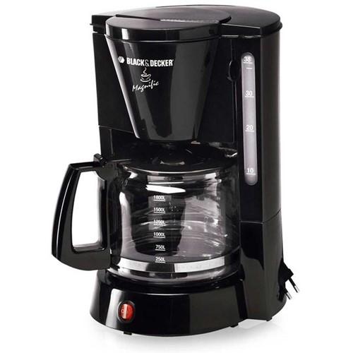 Tudo sobre 'Cafeteira 36 Cafés Black And Decker Magnific CM4163 127V'